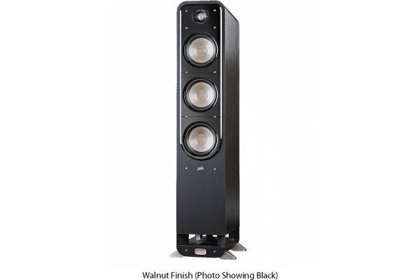 Large image of Polk Audio Signature S60 American HiFi Home Theater Walnut Tower Speaker (Each) - S60BRN