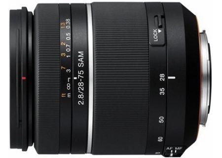 Sony - SAL-2875 - Lenses