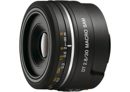 Sony 30mm F2.8 MACRO SAM Camera Lens - SAL-30M28