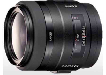 Sony - SAL35F14G - Lenses