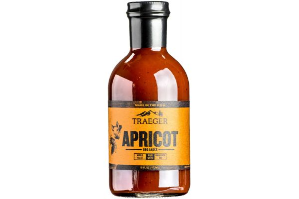 Traeger 16 oz Apricot BBQ Sauce - SAU028