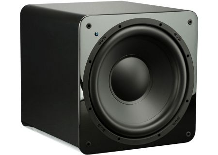 "SVS 12"" Gloss Black Ultra Compact Sealed Subwoofer - SB-1000GBK"