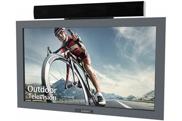 "SunBriteTV Pro Series 32"" Silver Direct Sun Outdoor HDTV - SB-3211HD-SL"