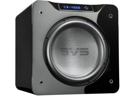 SVS - SB4000PIANOGLOSSBLK - Subwoofers