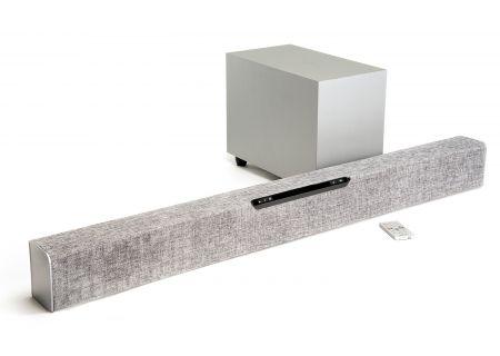Jamo SB 40 Grey Sound Bar With Wireless Subwoofer - SB40GREY