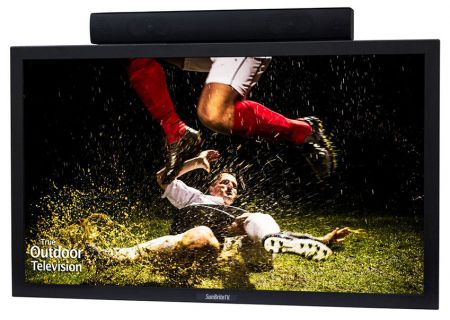 "SunBriteTV Black 42"" Pro-Series Direct-Sun Outdoor TV  - SB-4217HD-BL"