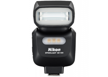 Nikon - 4814 - On Camera Flashes & Accessories