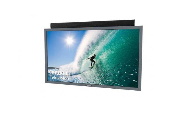 "SunBriteTV 55"" Silver Pro Series Ultra-Bright All-Weather Outdoor TV - SB-5518HD-SL"