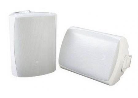 SunBriteTV - SB-AW-6-WHT - Outdoor Speakers