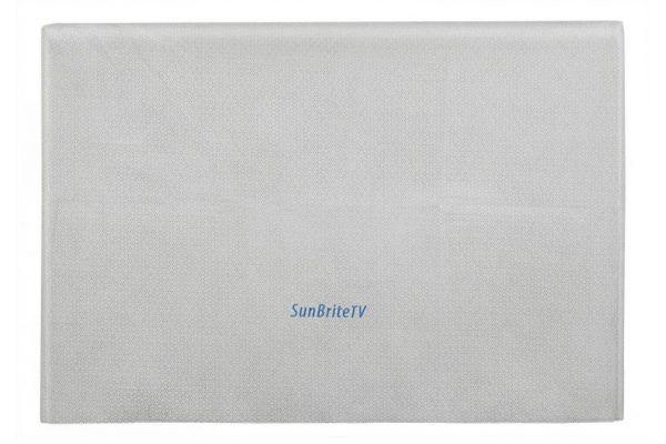 "Large image of SunBriteTV 46"" Outdoor TV Premium Dust Cover - SB-DC461NA"