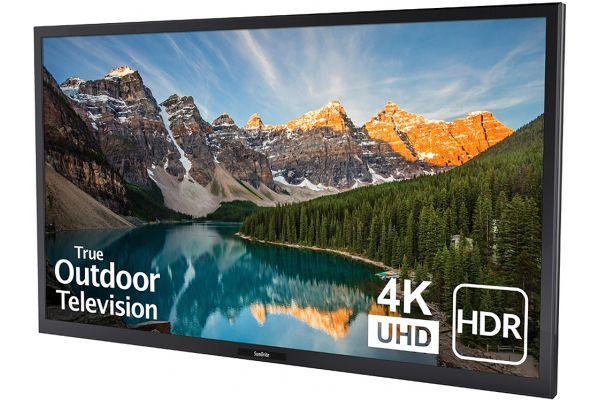 "SunBriteTV 43"" Black Veranda Series Outdoor 4K HDR UHD TV - SB-V-43-4KHDR-BL"