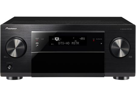 Pioneer - SC-1222-K - Audio Receivers