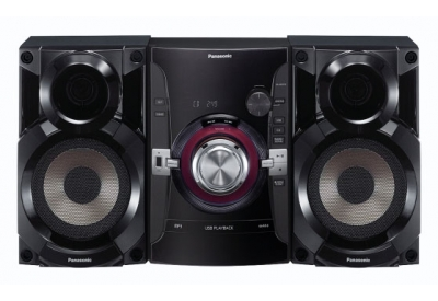 Panasonic - SC-AKX14 - Mini Systems & iPod Docks