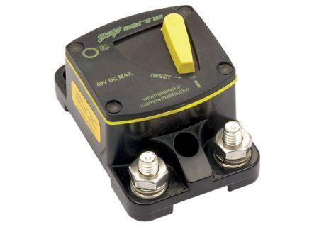 Stinger 100 Amp Marine Circuit Breaker - SCBM100