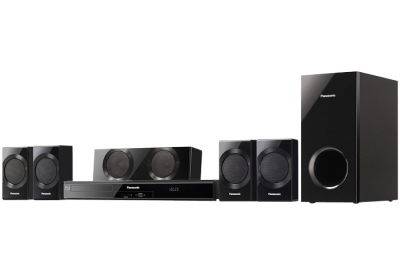 Panasonic - SC-BTT190 - Home Theater Systems