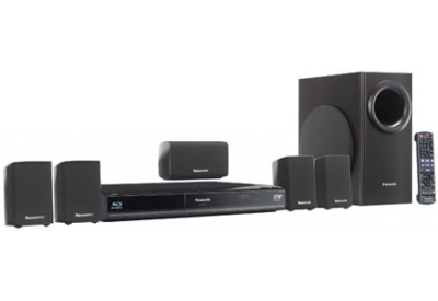 Panasonic - SC-BTT350 - Home Theater Systems