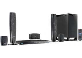 Panasonic - SC-BTT370 - Home Theater Systems