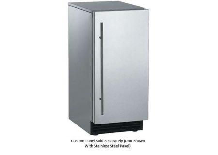 "Scotsman 15 "" Custom Panel Ready Undercounter Gourmet Ice Machine - SCCP50MA-1SU"
