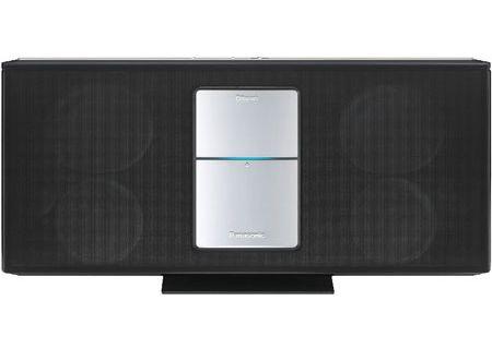 Panasonic - SC-HC05B - iPod Docks