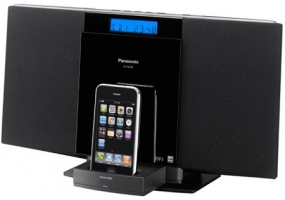Panasonic - SC-HC25 - iPod Audio Stations