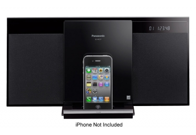 Panasonic - SC-HC27 - Mini Systems & iPod Docks