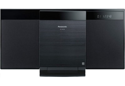 Panasonic - SC-HC28 - Mini Systems & iPod Docks