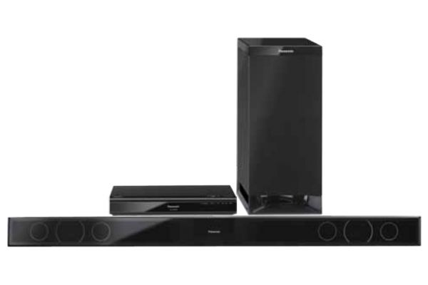 Panasonic Sound Bar Home Theater System With Wireless Subwoofer - SC-HTB350