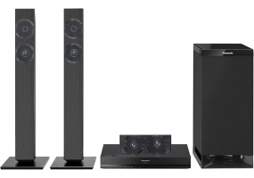 Panasonic - SC-HTB770 - Home Theater Systems