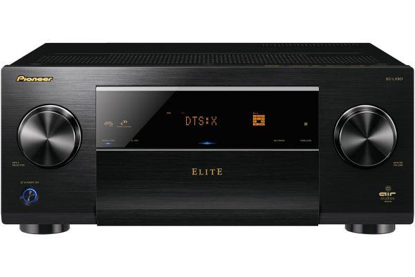 Pioneer Elite Black 11.2 Channel Class D3 Network AV Receiver - SC-LX901