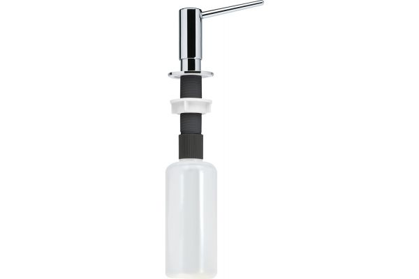 Large image of Franke Polished Chrome Soap Dispenser - SD3100