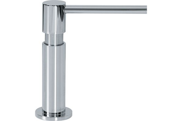 Large image of Franke Polished Chrome Soap/Lotion Dispenser - SD-500