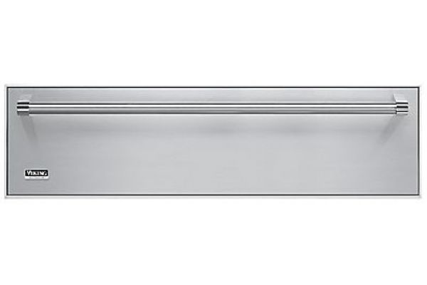 "Large image of Viking 30"" Outdoor Series Stainless Steel Built-In Storage Drawer - SD5300S"