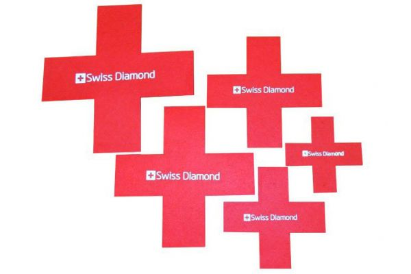Large image of Swiss Diamond Felt Pan Protectors - SDA08
