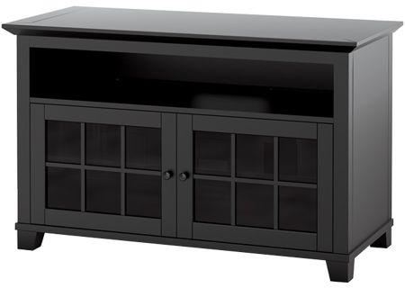 Salamander Designs Matte Black TV Stand - SDAV1/B