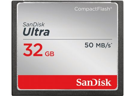 SanDisk - SDCFHS-032G-A46 - Memory Cards