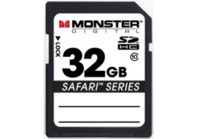 Monster - SDFSA0032B - Memory Cards