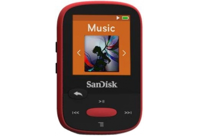 SanDisk - SDMX24-004G-A46R - iPods & MP3 Players