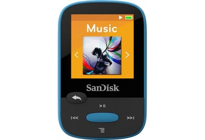 SanDisk - SDMX24-008G-A46B - iPods & MP3 Players