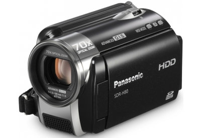 Panasonic - SDR-H80K - The Photo Buff