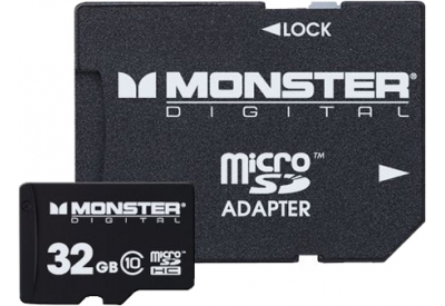 Monster - SDUBN-0032-A - Memory Cards