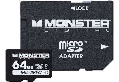 Monster - SDUBN-0064-A - Memory Cards