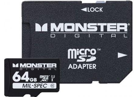 Monster - SDUBN-0064-A - Memory Cards