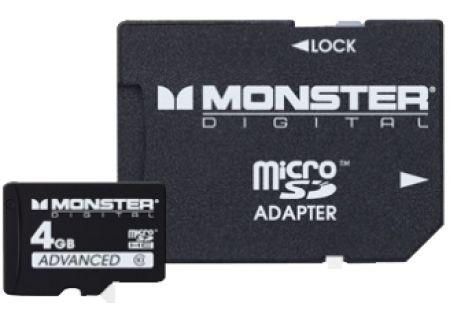 Monster - SDUSA0004B - Memory Cards