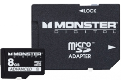 Monster - SDUSA0008B - Memory Cards