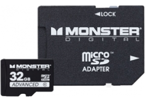 Monster - SDUSA0032B - Memory Cards