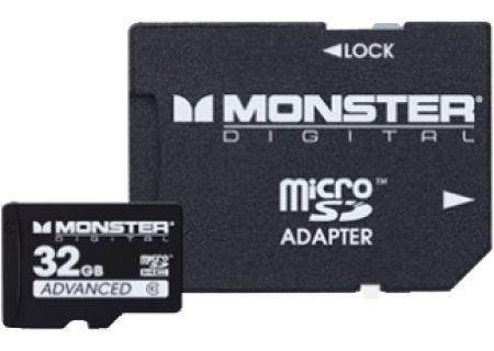 Monster - SDUSA0032B - Memory Cards