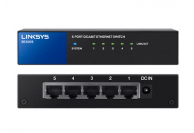 Linksys - SE3005 - Networking & Wireless