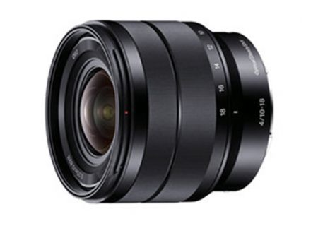 Sony - SEL1018 - Lenses