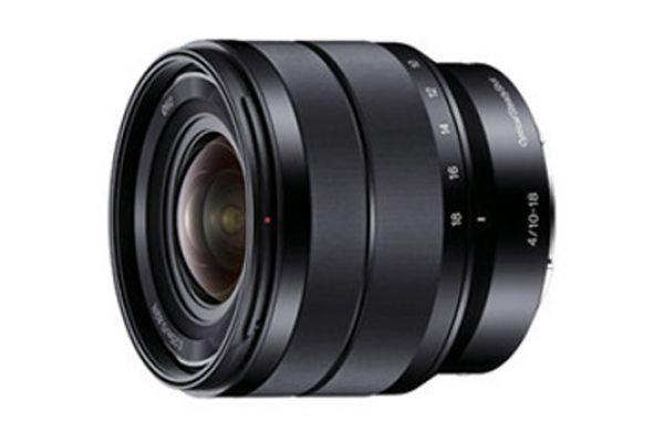 Large image of Sony E 10-18mm F4 OSS E-Mount Wide Zoom Lens - SEL1018