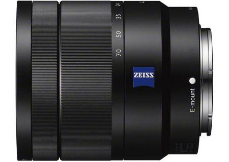 Sony Vario-Tessar T E 16-70mm F4 ZA OSS Carl Zeiss Camera Lens - SEL1670Z